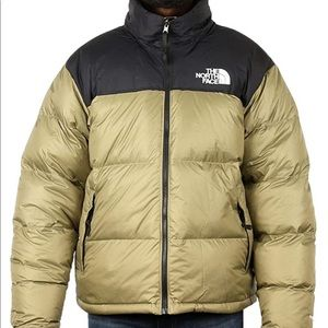 The North Face 700 Goose Down Puffer Jacket